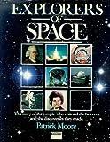 echange, troc Patrick Moore - Explorers of Space