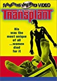 Cover art for  The Amazing Transplant