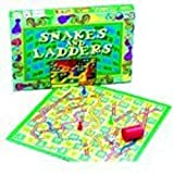 Los Juegos y Escaleras Serpientes (Versi�n Ingl�s)
