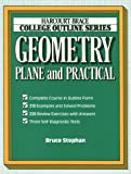 Geometry: Plane and Practical (Harcourt Brace Jovanovich College Outline Series)
