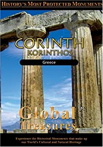 Global Treasures  CORINTH Korinthos Greece
