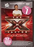 Karaoke - the X Factor - Vol. 7 [DVD]