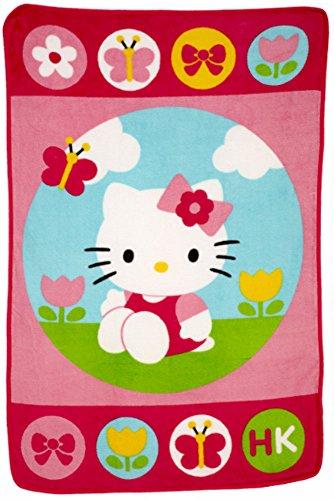 Hello-Kitty-Toddler-Fleece-Blanket