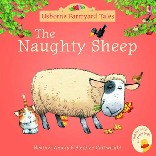 Naughty Sheep (Mini Farmyard Tales), Buch