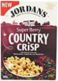 Jordans Country Crisp Super Berry 500 g (Pack of 3)