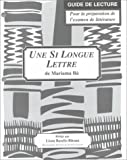 img - for Une Si Longue Lettre: Study Guide for French Literature book / textbook / text book