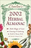 2002 Herbal Almanac (0738700347) by Llewellyn