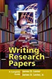 Writing research papers:a complete guide