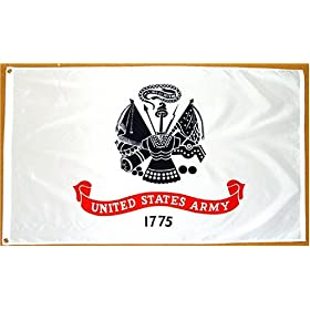 US Army Flag 3x5 FT 3 x 5 NEW United States Military