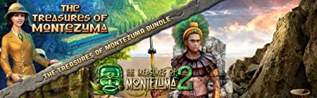 The Treasures of Montezuma 2 in 1 bundle [Download]