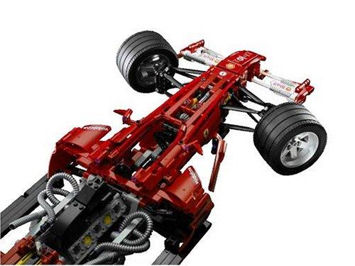 jeux de construction lego racers jeu de construction ferrari f1 1 8 on sale. Black Bedroom Furniture Sets. Home Design Ideas