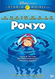 DVD - Ponyo
