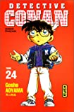 echange, troc Gosho Aoyama - Détective Conan, tome 24