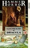Taste The Blood Of Dracula [VHS] [1970]