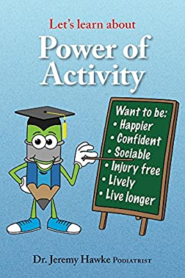 Let's Learn about- Power of Activity: a fascinating educational journey to increase our lifetime activity level and access to knowledge for lowering the risk of chronic disease