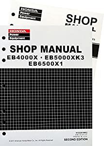 honda generator troubleshooting guide service shop repair manual