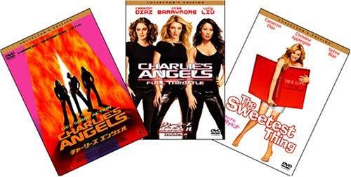 半額半蔵 SEXY キャメロン・ディアス (『チャーリーズ・エンジェル』 『フルスロットル』 『クリスティーナの好きなこと』) [DVD]