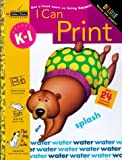 I Can Print (Grades K - 1) (Step Ahead)