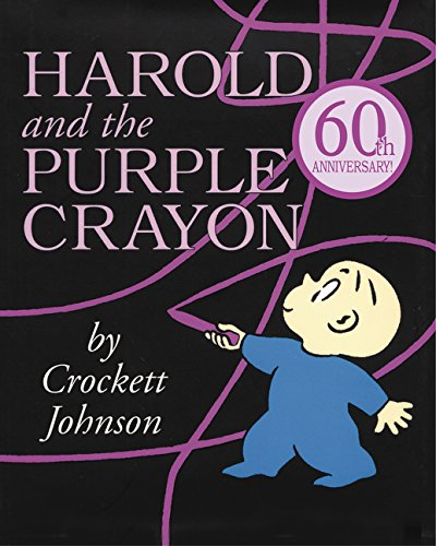 Harold and the Purple Crayon (Purple Crayon Books) (Harold Purple Crayon Board Book compare prices)