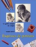 img - for Esquisses de portraits book / textbook / text book