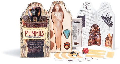 Lift the Lid on Mummies [With Plastic Model Body, Jars and Booklet]