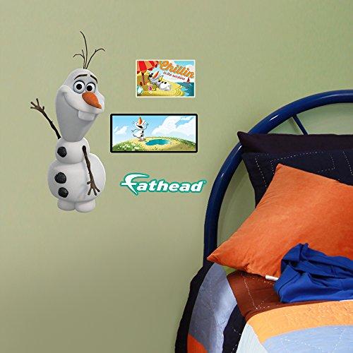 Fathead Disney Frozen Olaf Fathead Teammate Wall Decor - 1