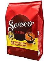 Senseo Regular / Classique, Nouveaux Design, 48 Dosettes de Café