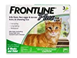 Merial Frontline Plus Flea and Tick Control for Cats and Kittens(3dozes). Prevents, Control, Kills