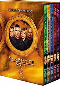 Stargate SG-1 Season 6 Boxed Set