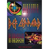 Def Leppard - Historia / In The Round In Your Faceby DVD