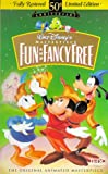 Fun and Fancy Free (Fully Restored 50th Anniversary Limited Edition) (Walt Disneys Masterpiece)  [VHS]