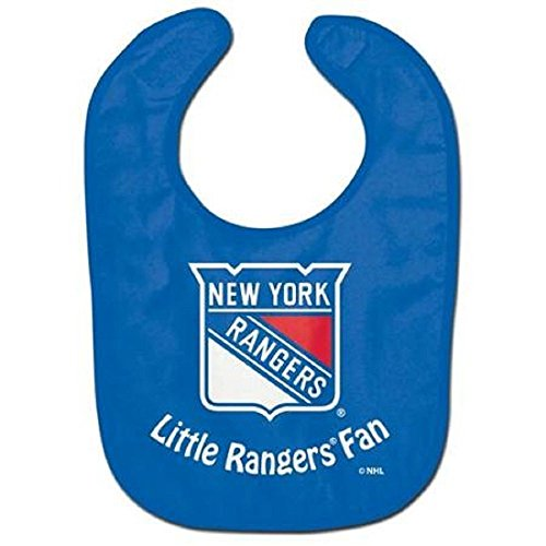 NHL New York Rangers WCRA2062114 All Pro Baby Bib (New York Rangers For Baby compare prices)
