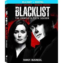 The Blacklist Season 5 [Blu-ray]