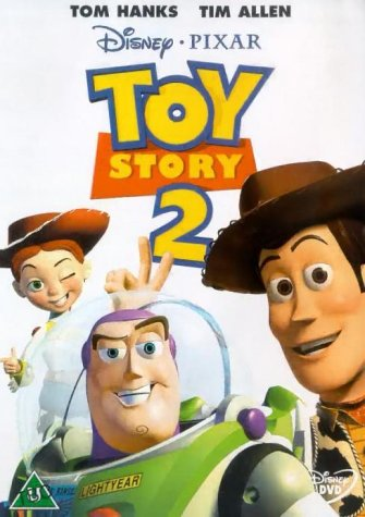 Toy Story 2 [DVD] [2000]