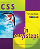 CSS in Easy Steps (In Easy Steps)