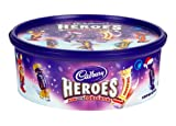 Cadbury Heroes Chocolates Tub 760g