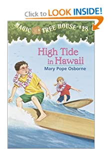 High Tide in Hawaii (Magic Tree House 28) by Mary Pope Osborne and Sal Murdocca