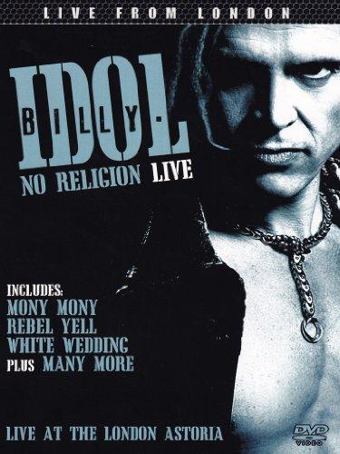 Billy Idol - No religion - Live