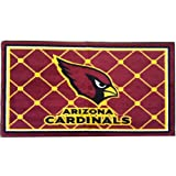 Arizona Cardinals 4'x6' Rug 4X6 Floor Mat (Rug) at Amazon.com