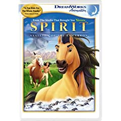 Spirit: Stallion of the Cimarron (Widescreen) [Animated] (2002)
