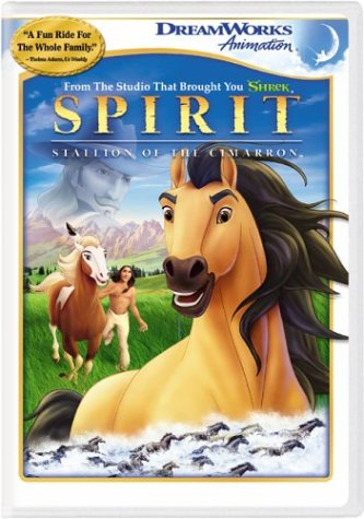 Spirit: Stallion of the Cimarron (Full Screen Edition) [Animated]