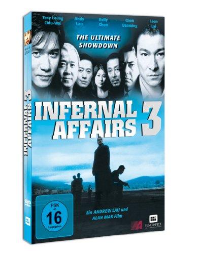 Infernal Affairs 3 (Einzel-DVD)