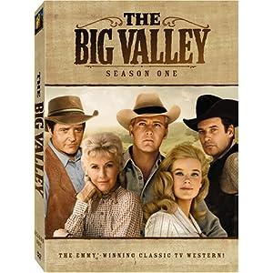Big Valley: Season 1 [Import USA Zone 1]