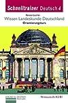 Wissen Landeskunde Deutschland: Orien...