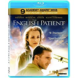 The English Patient [Blu-ray]