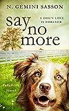 Say No More (A Faderville Novel Book 1)
