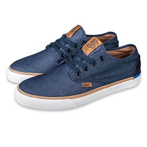 Djinns ,  Herren Sneaker Low-Tops , Blau - blau - Größe: 43 EU