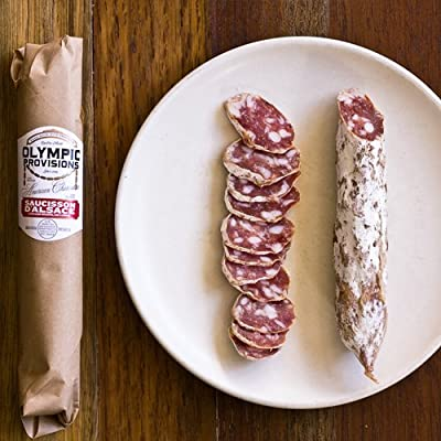 Saucisson Sec by Olympia Provisions (4.5 ounce)