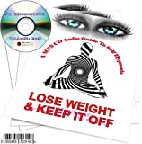 A MP3 CD AUDIO SUBLIMINAL SELF HYPNOSIS GUIDE TO LOSE WEIGHT AND KEEP IT OFF