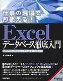 仕事の現場で即使える! Excelデータベース徹底入門 [Excel 2010/2007/2003/2002対応]